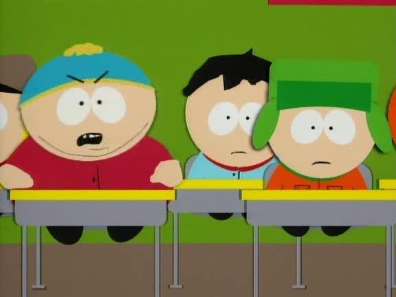 South Park S01E02 Posilovac 4000 DVDRip XviD CZ ENG