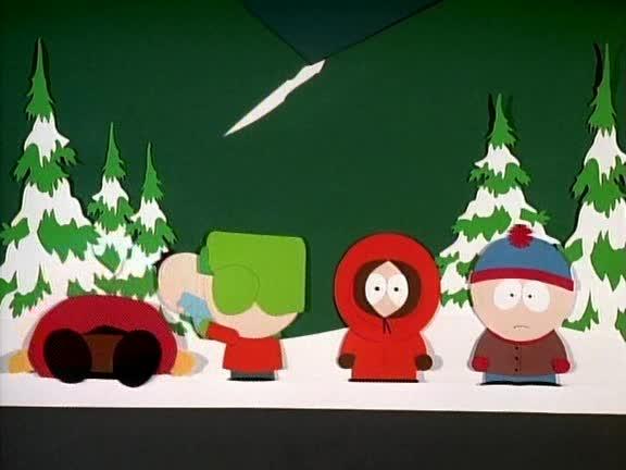 South Park S01E01 Cartman dostava analni sondu DVDRip XviD CZ ENG