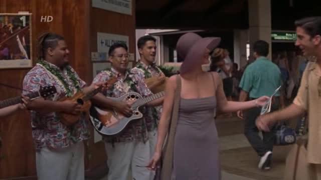 Sest dni  sedm noci  1998 TV CZ