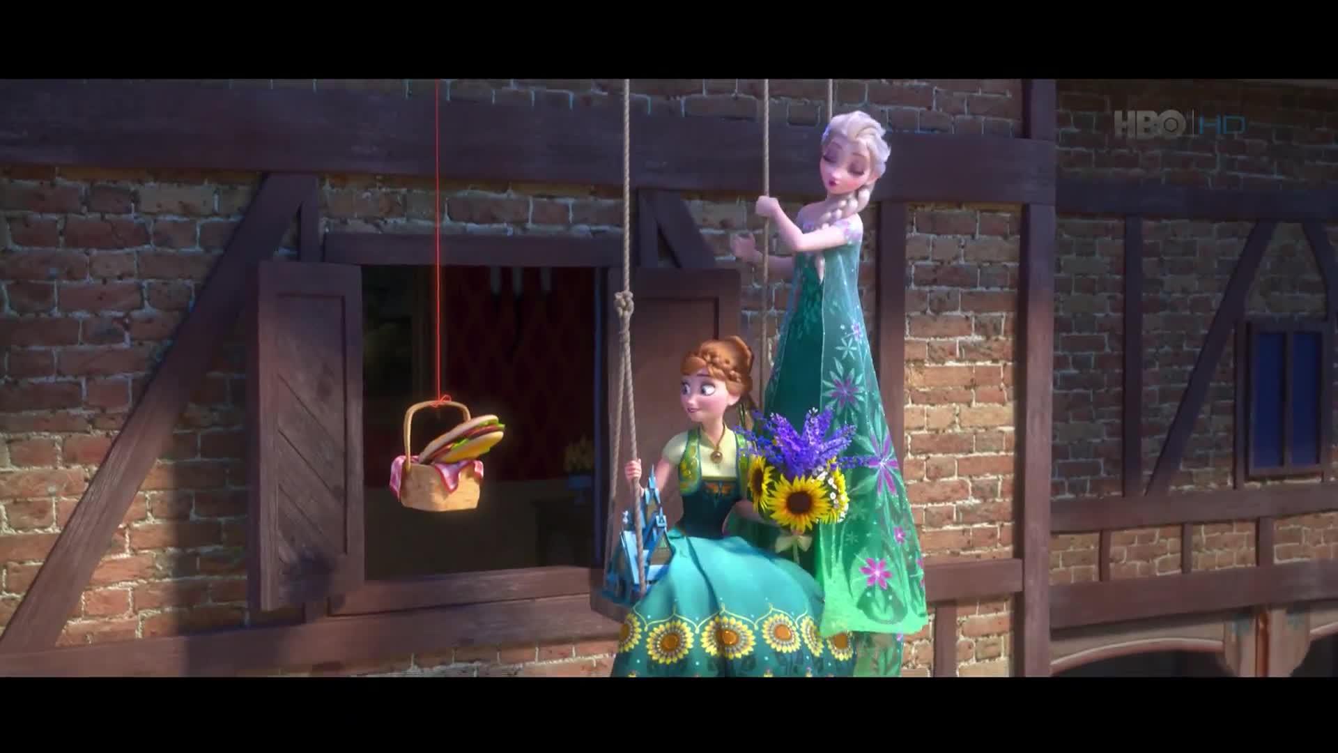 Disneyho kratke animovane filmy 1    2015  HD cz