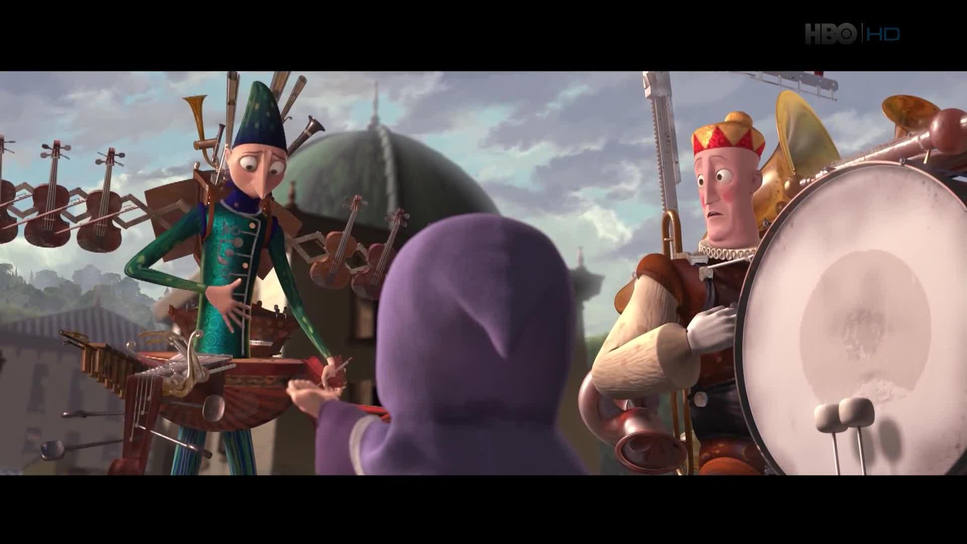 Disneyho kratke animovane filmy 3    2015  HD cz
