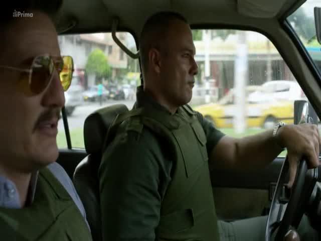 Narcos S03E04 CZ dabing