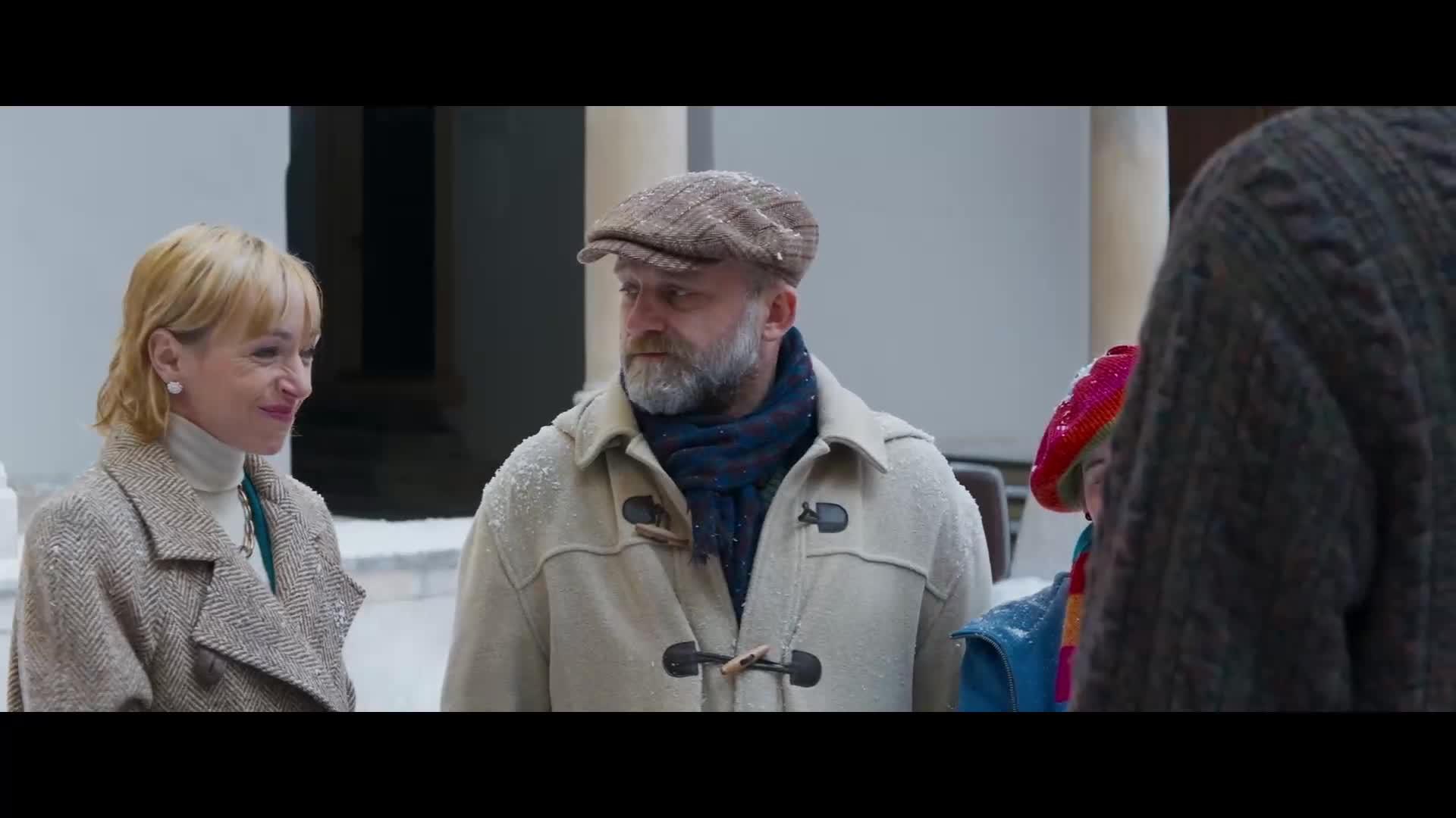 Posledni aristokratka    2019  CR komedie HD