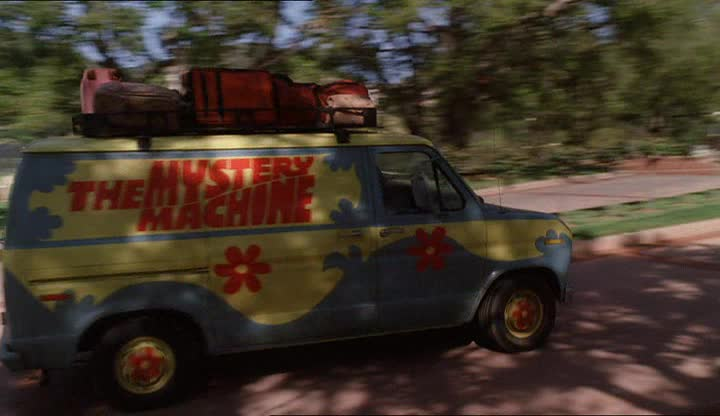 Scooby Doo Prokleti nestvury z jezera 2010